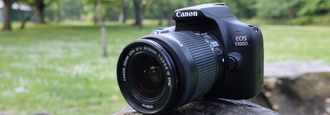 Canon 1300D Review