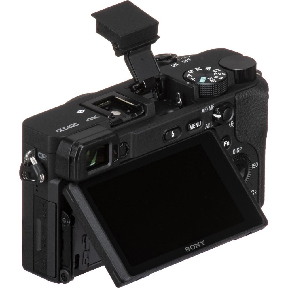 Sony Alpha a6400 Mirrorless Digital Camera (Body Only)
