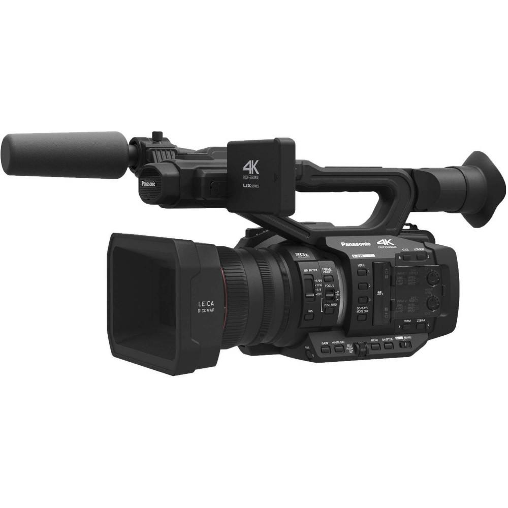 Panasonic AG-UX180 4K Premium Professional Camcorder Camera
