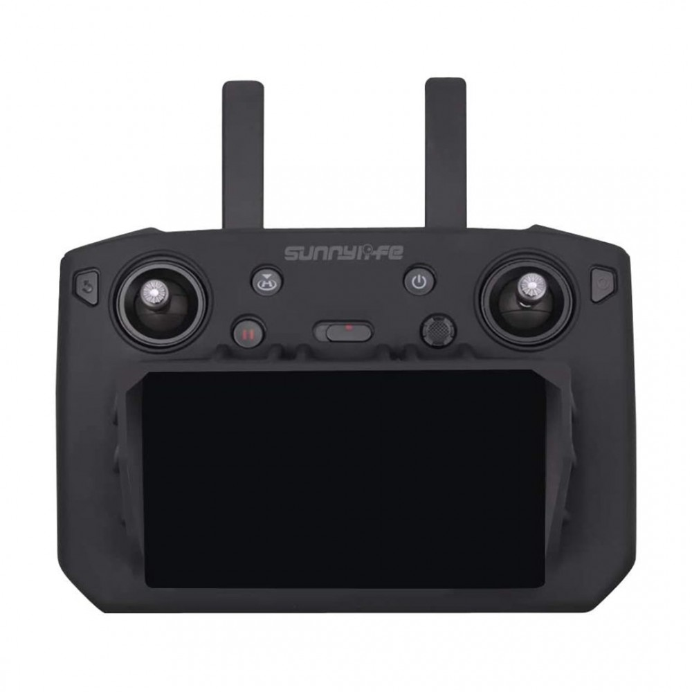 Anbee Protective Silicone Case Cover Sleeve with Sunshade for DJI Mavic 2 Smart Controller