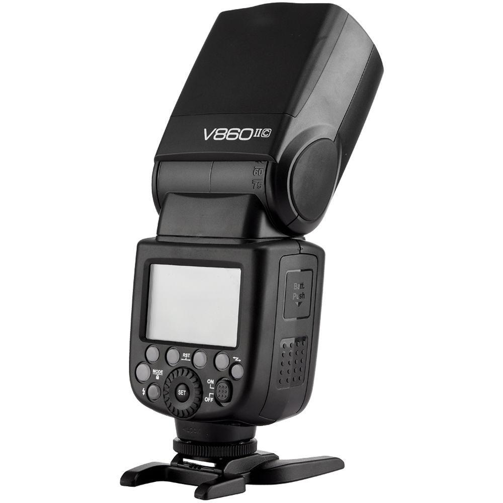 Godox VING V860IIC TTL Li-Ion Flash Gun For Canon