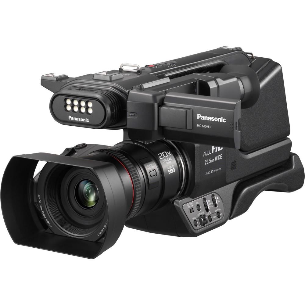 Panasonic HC-MDH3 AVCHD Camcorder Camera