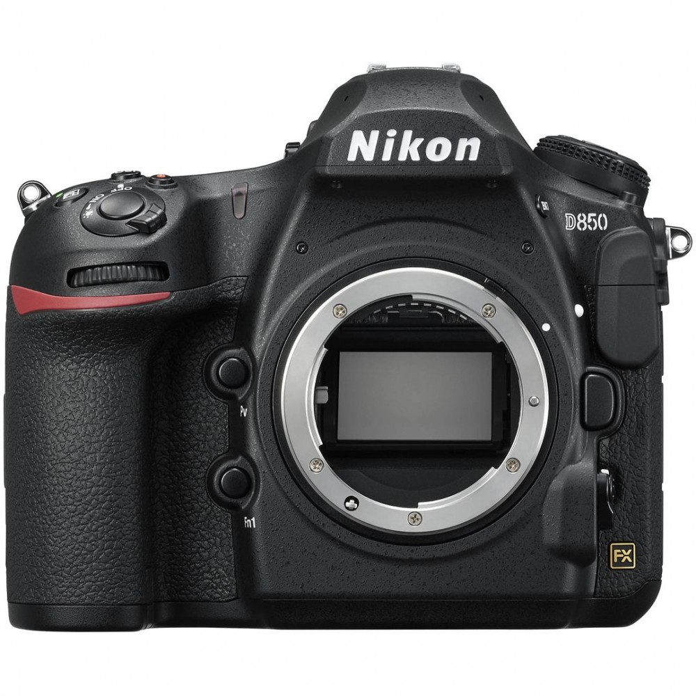 NIikon D850 DSLR Camera Body
