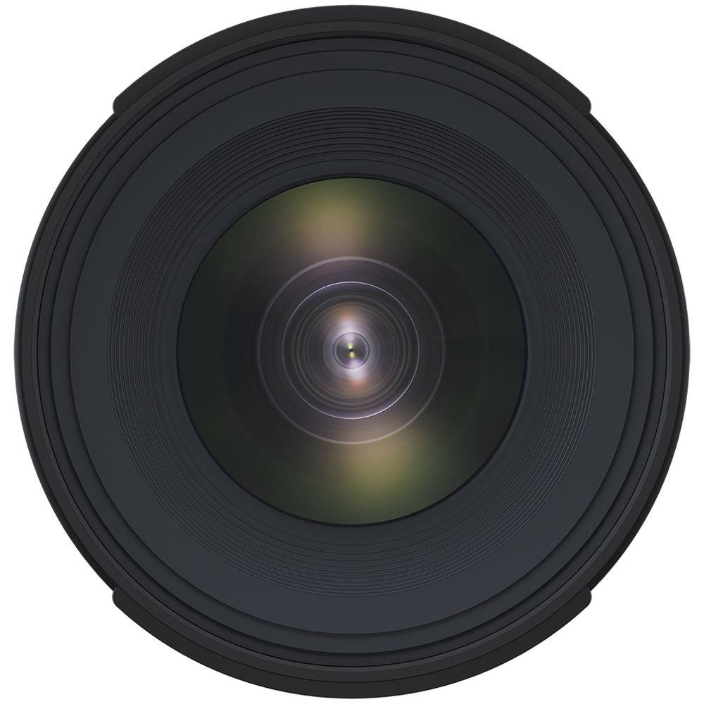Tamron 10-24mm f/3.5-4.5 Di II VC HLD Lens for Nikon