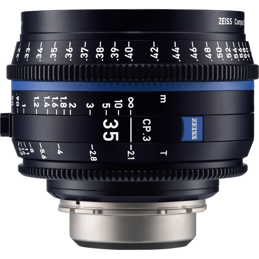 ZEISS CP.3 35mm T2.1 Compact Prime Lens