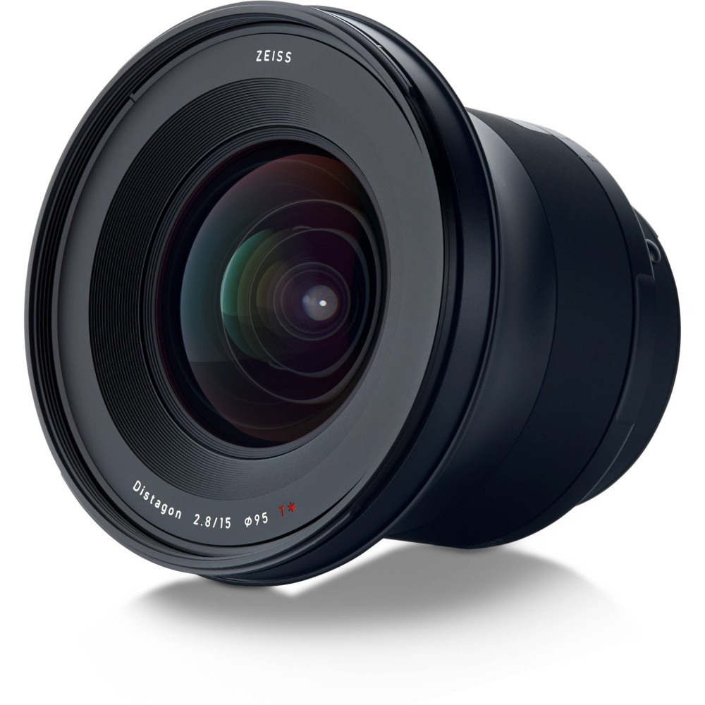 ZEISS Milvus 15mm f/2.8 ZF.2 Lens for Nikon F