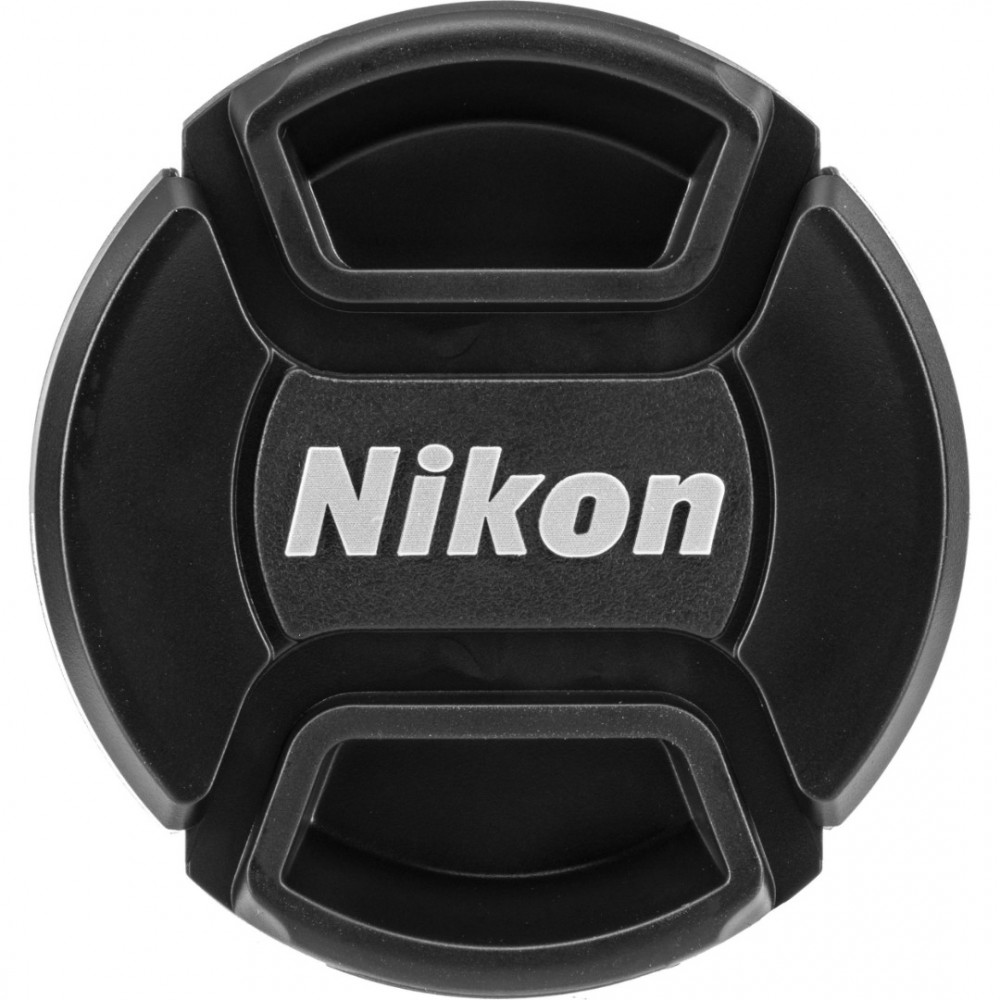 Nikon 58mm Snap-On Lens Cap
