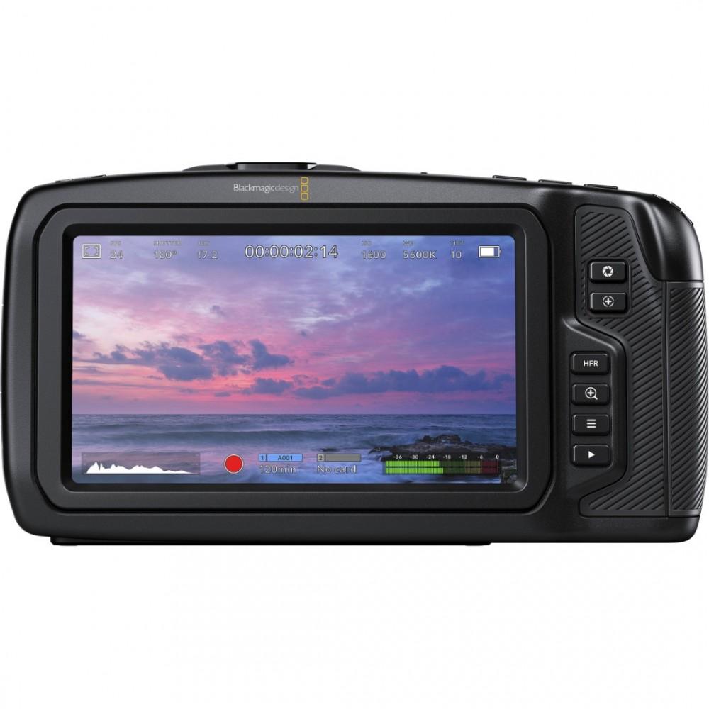 Blackmagic Design 4K Pocket Cinema Camera