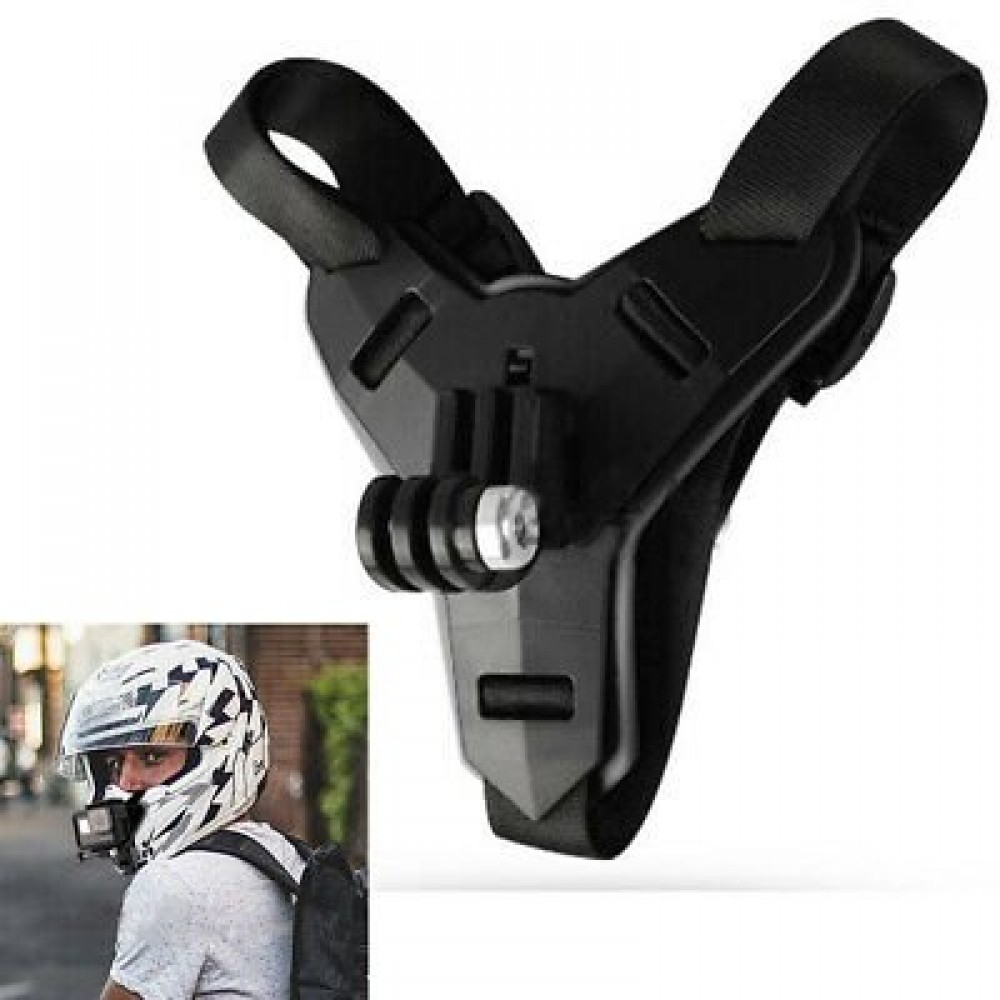 Helmet Chin Mount for Action Camera