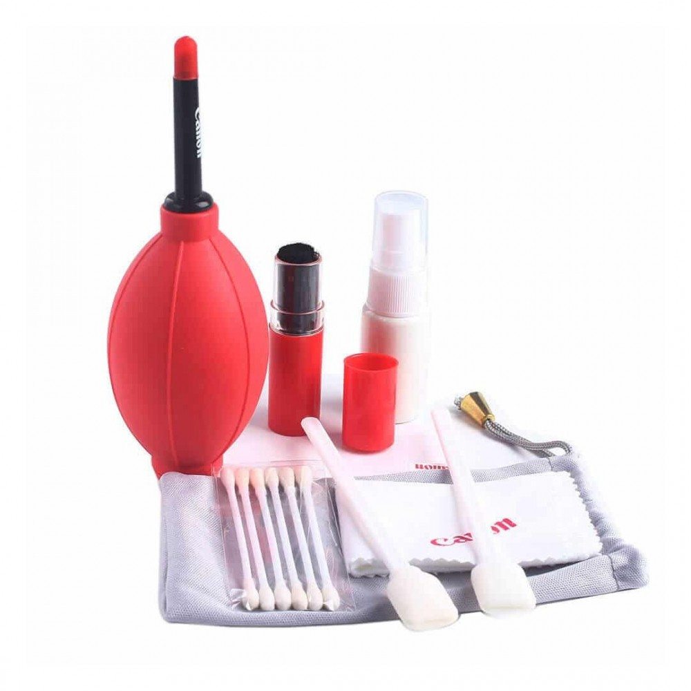 Canon 7 in 1 Lens Cleaning Kit